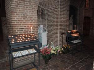 Herdenking in 2013 van de Faro ramp